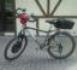Perdarytas kalnų dviratis į elektrinį su MagicPie