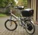 Sulankstomas elektrinis dviratis VILNIUJE