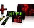 Grafinės ir tekstinės LED švieslentės