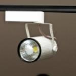 10W TRACK LIGHT WH/WW, LED šviestuvai ant bėgelio 3W