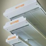 ECOSUN SB 12 - infraraudonųjų spindulių šildytuvas