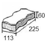 Šviečianti LED trinkelė - TŠ2211Z