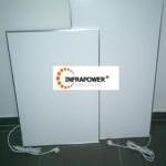 Infraraudonųjų spindulių šildymo plokšte 350W InfraPower