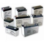 AGM akumuliatorius SSB SBL12-12L