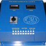 Įkrovimo reguliatorius vėjo generatoriams 1.5kW 12-48V RB.1500.12-48-AC-DC