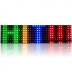 RGB25-2-K, 7 spalvu LED svieslente