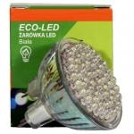 ECO-LED Lemputė 60 LED JCDR MR16 60° šilta 120lm