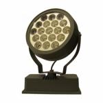 19 LED prožektorius, pramoninis LED šviestuvas