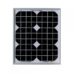 Monokristalinė saulės baterija MH10 - 10W