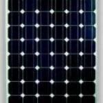 Monokristalinė saulės baterija MH160 - 160W