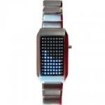 Rankinis LED laikrodis WN1_BLUE