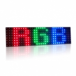 RGB30-2-K, 7 spalvų LED švieslentė
