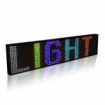RGB30-10-K, 7 spalvu LED svieslente