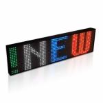 RGB30-8-K, 7 spalvu LED svieslente