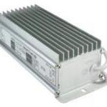 Vandeniui atsparus LED maitinimo šaltinis 12VDC 60W