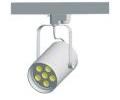 LED šviestuvai ant bėgelio