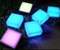 LED trinkelės - keičiančios spalvas