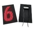 LED švieslentės degalinėms: Matrica
