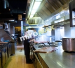 Restorano virtuvė